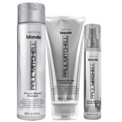 Набор Forever Blonde - Forever Blonde Trio, Paul Mitchell, 1 шт, линия -FOREVER BLONDE
