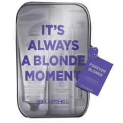 Набор - It's Always a Blonde Moment, Paul Mitchell, 1 шт, линия -FOREVER BLONDE