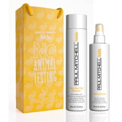 Набор The Art of Bathtime Gift Set, Paul Mitchell, 1 шт, линия -НАБОРЫ Black&White
